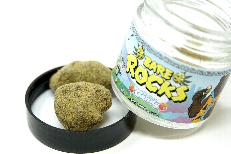 Bare Rocks - Cotton Candy 3.5g