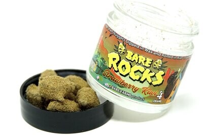 Bare Rocks - Strawberry Kiwi 3.5g