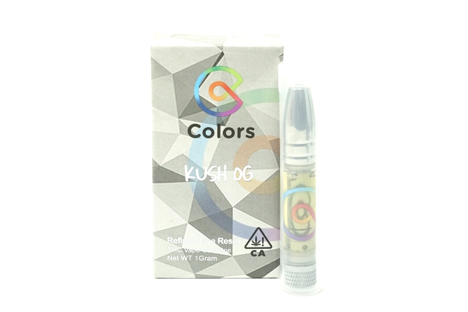 Colors Extracts Cart - Kush OG 1000mg