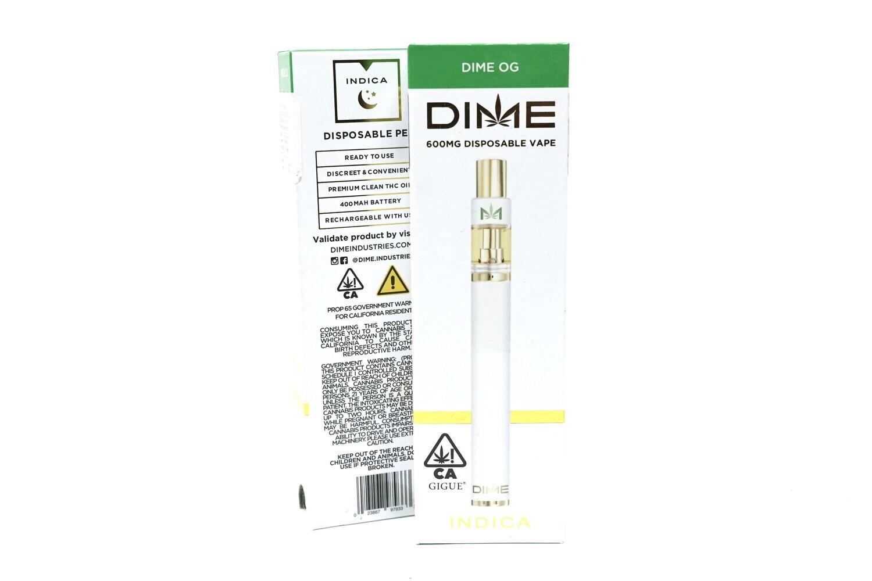 DIME Disposable - Dime OG 600mg