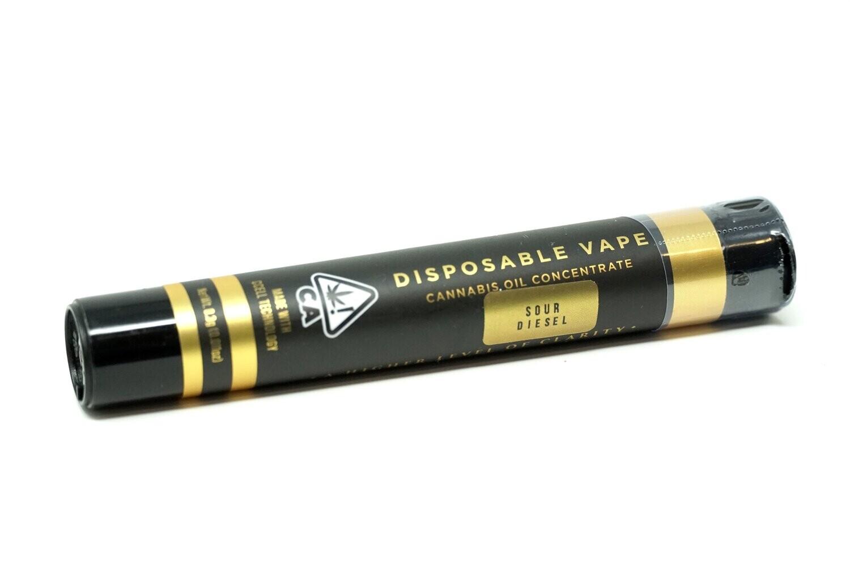 Disposable Pen - Sour Diesel 300mg