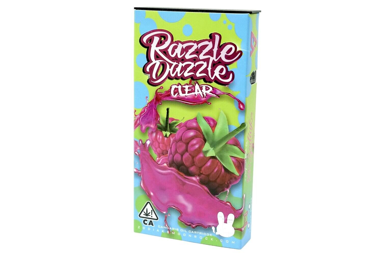 Dr. Zodiak Clear Cart - Razzle Dazzle 1000mg