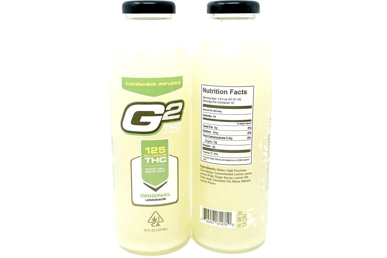G2 Original Lemonade - 125mg