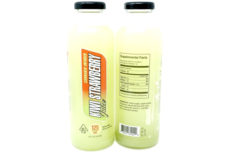 G2 Kiwi Strawberry Juice - 125mg