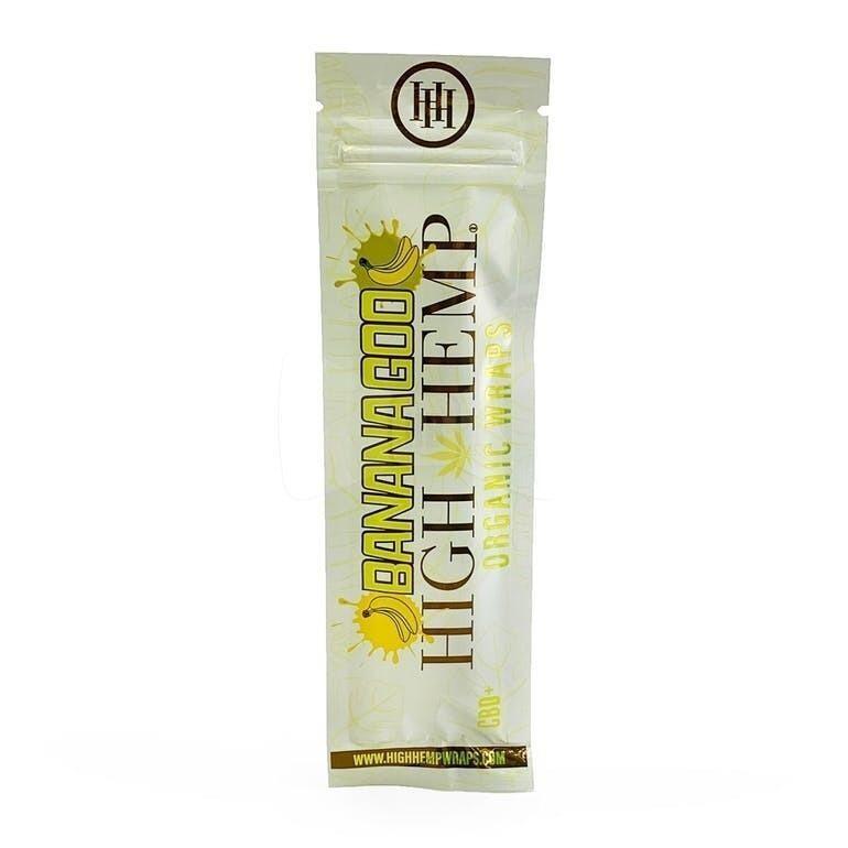 High Hemp - Banana Goo Organic Wraps