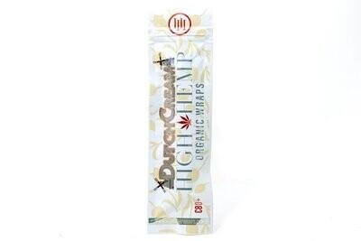 High Hemp - Dutch Cream Organic Wraps