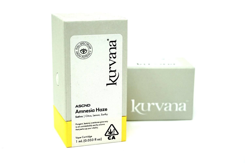Kurvana ASCND - Amnesia Haze 1000mg