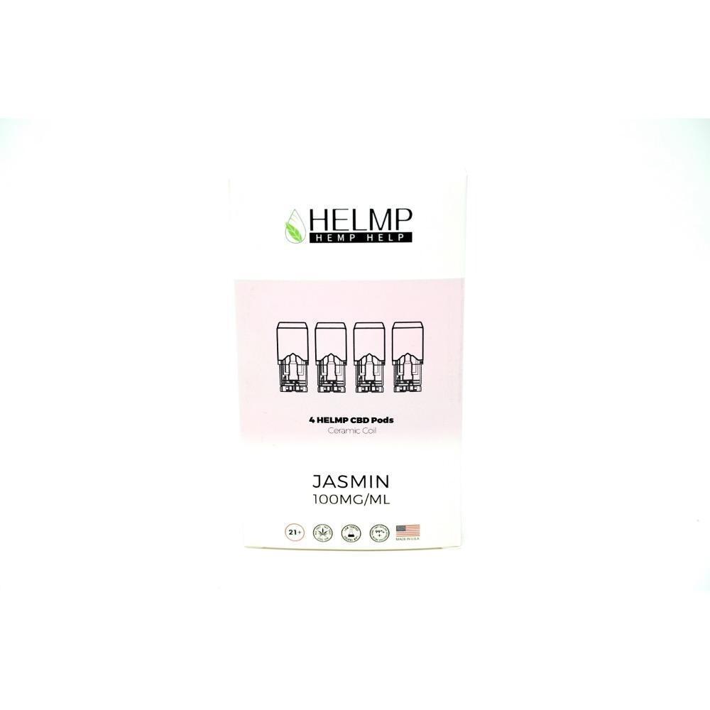 HELMP - Jasmin CBD Pod 100mg