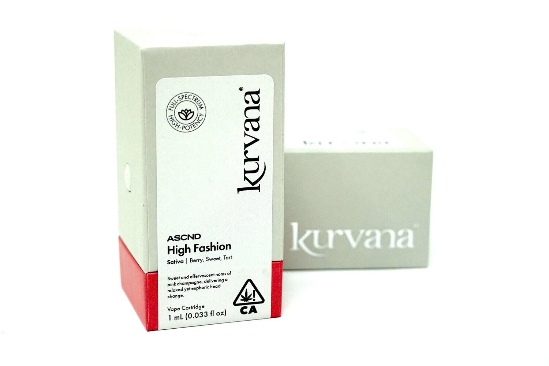 Kurvana ASCND - High Fashion 1000mg