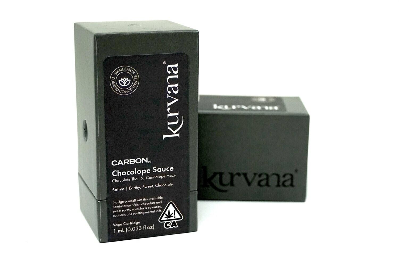 Kurvana Carbon - Chocolope Sauce 1000mg