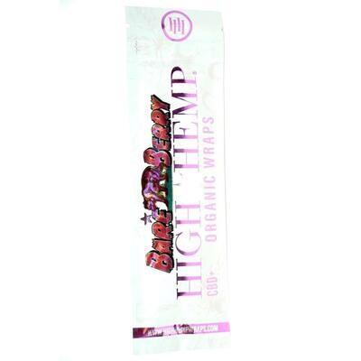 High Hemp - Bare Berry Organic Wraps