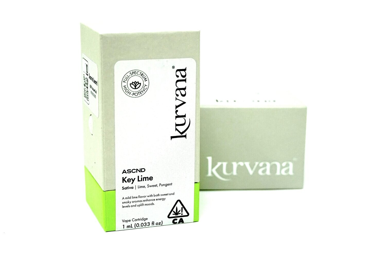 Kurvana ASCND - Key Lime 1000mg