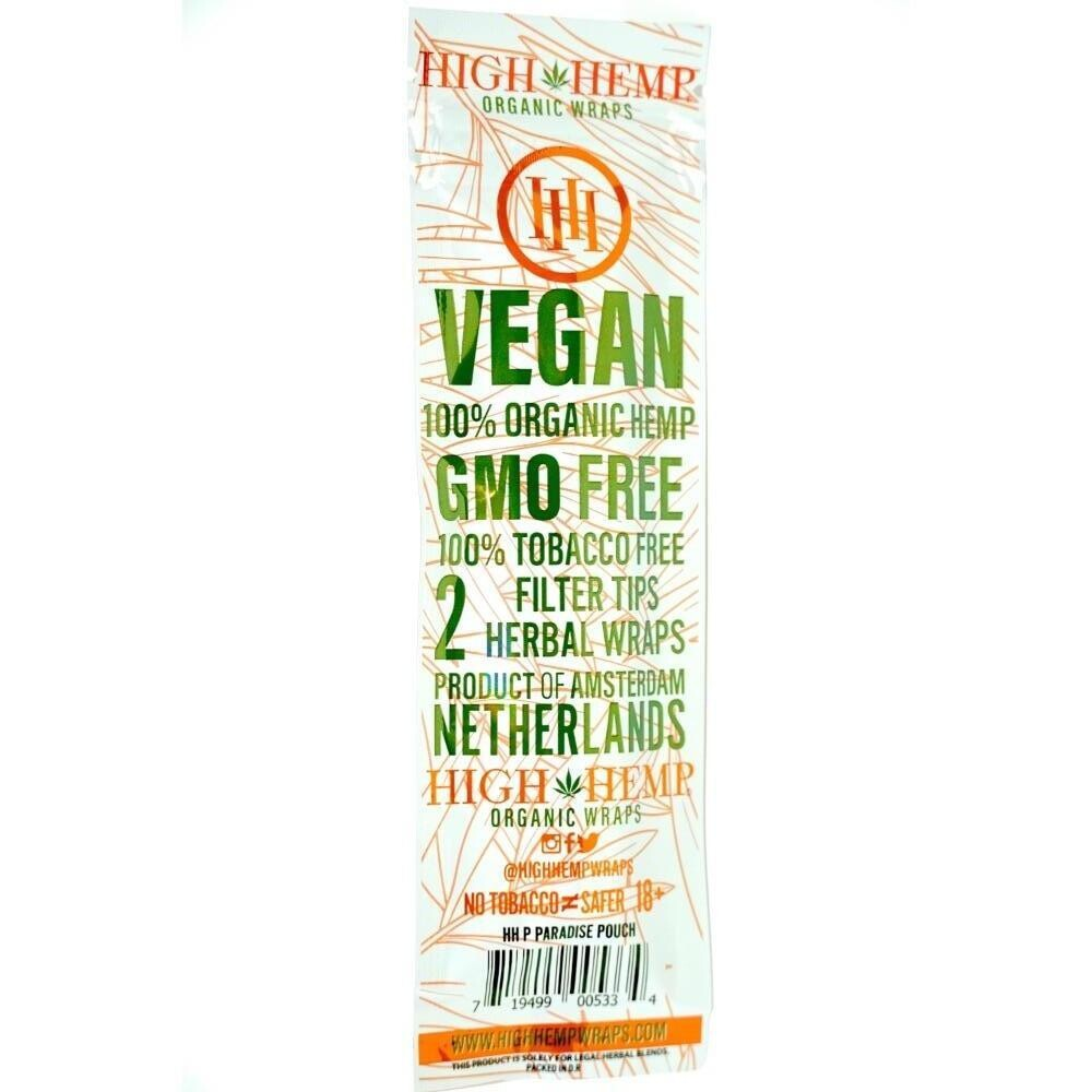 High Hemp - Pineapple Paradise Organic Wraps