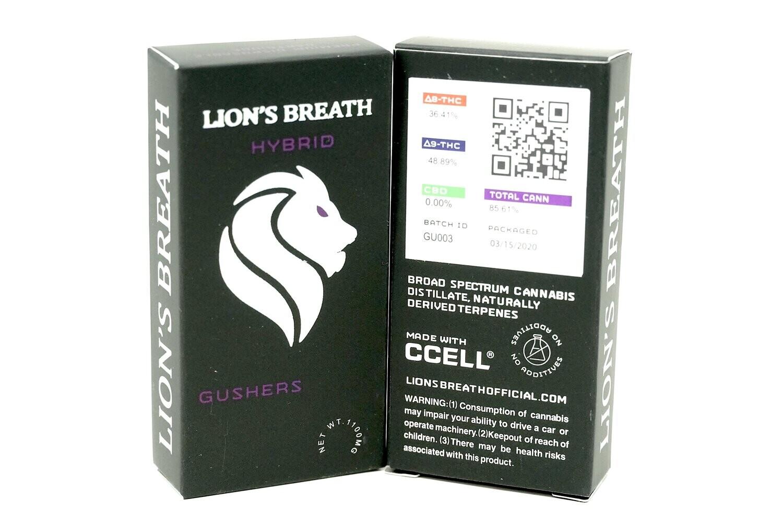 Lion's Breath - Gushers 1000mg