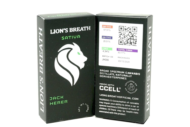 Lion's Breath - Jack Herer 1000mg