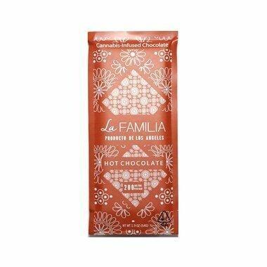 La Familia Chocolate - Hot Chocolate Abuelita 200mg