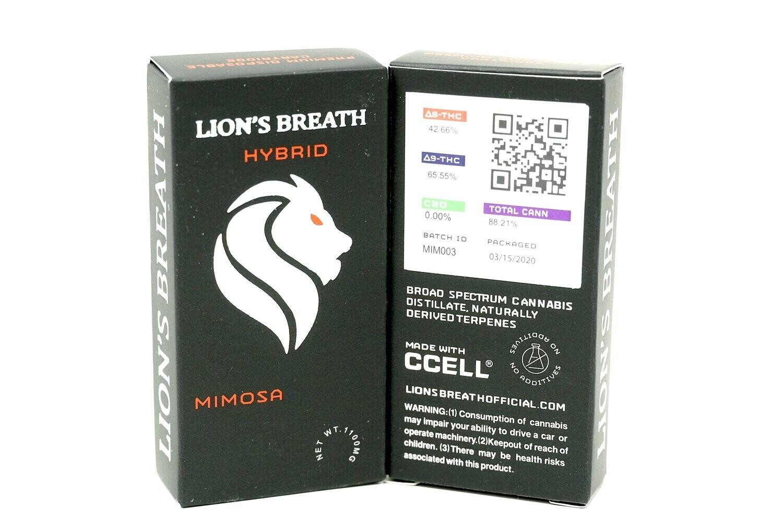 Lion's Breath - Mimosa 1000mg