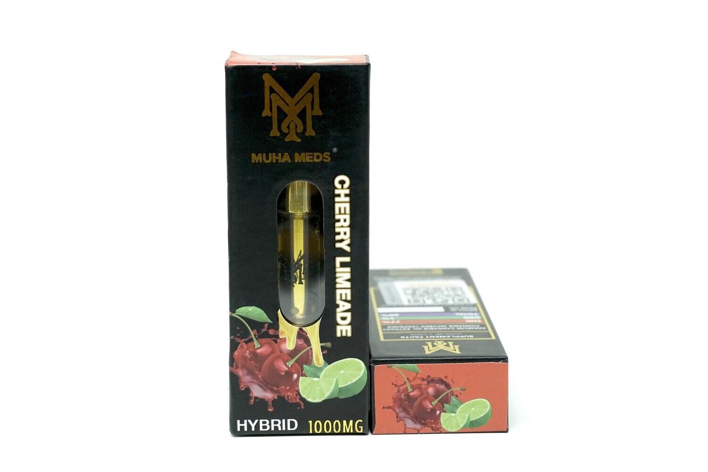 Muha Meds Cartridge - Cherry Limeade 1000mg
