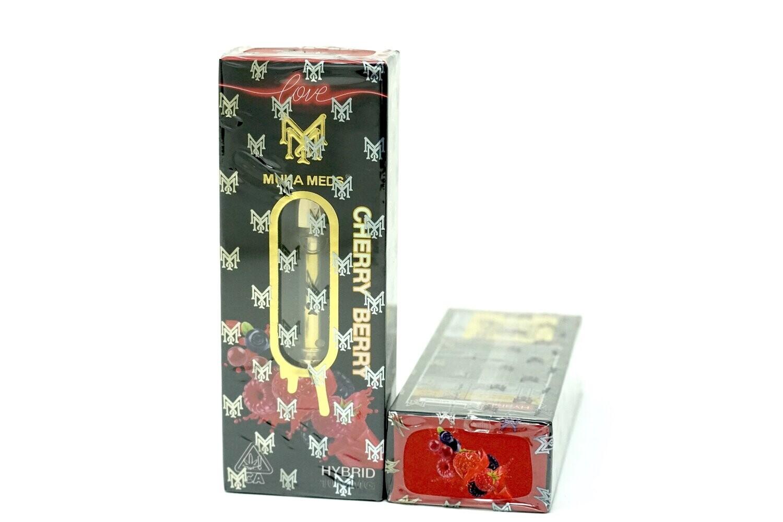 Muha Meds Cartridge - Cherry Berry 1000mg
