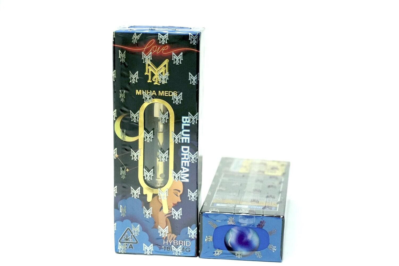 Muha Meds Cartridge - Blue Dream 1000mg