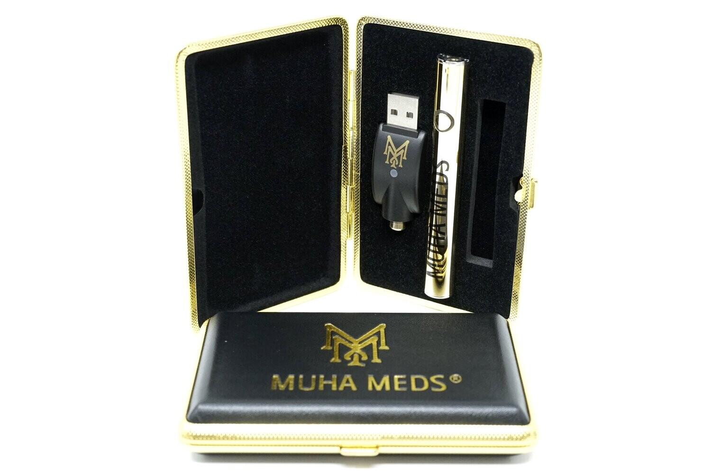 Muha Meds Cartridge Battery - Black