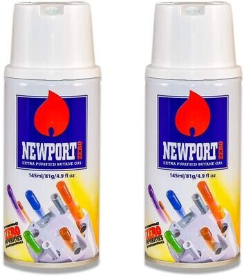 Newport Butane Gas Refill