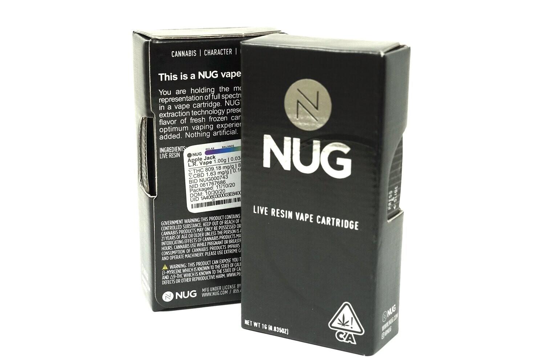 NUG Cart - Ancient Gorilla 4 1000mg