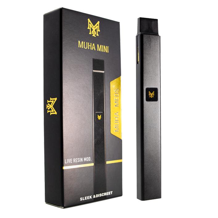 Muha Meds Mini Battery - Black