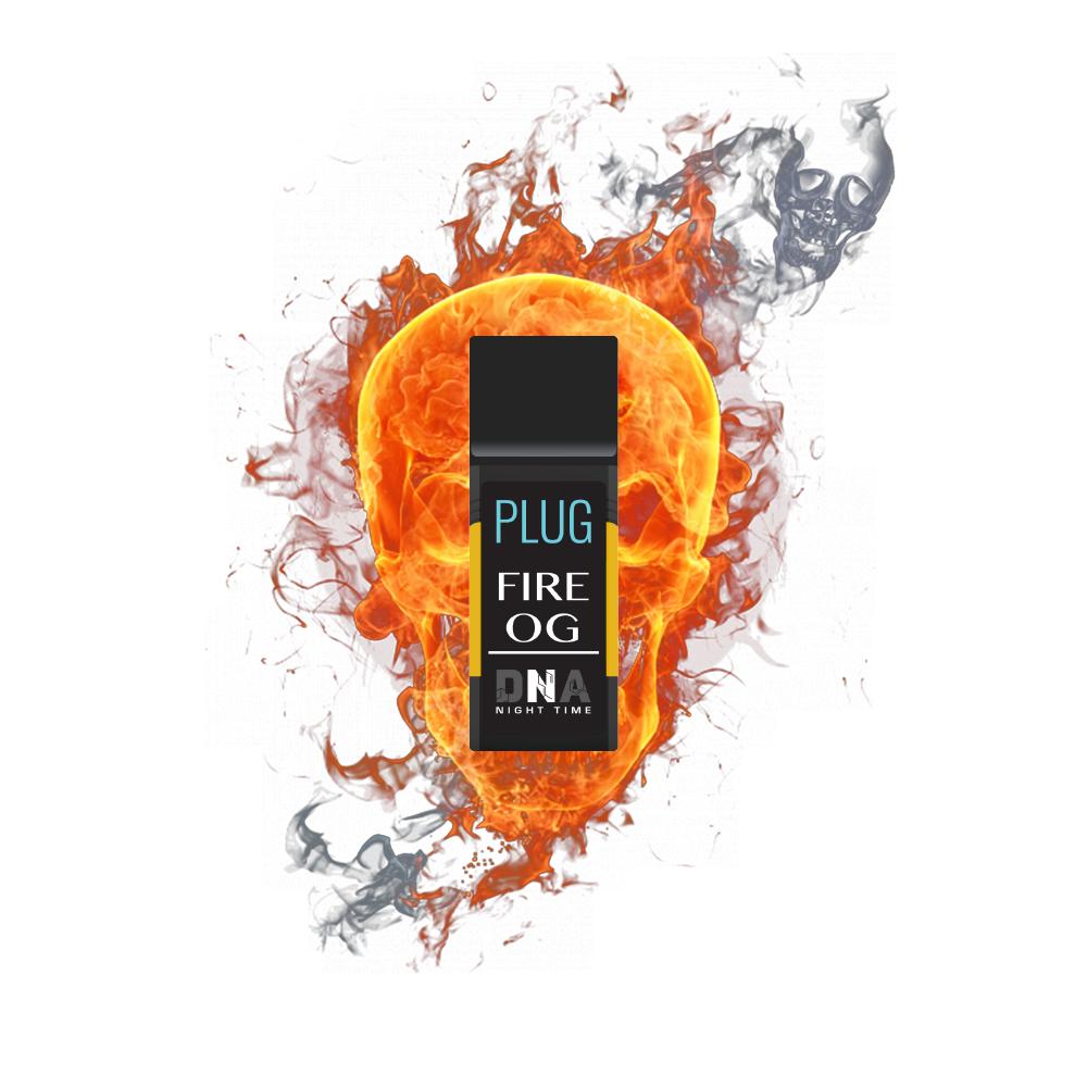 PlugPlay DNA - Fire OG 1000mg