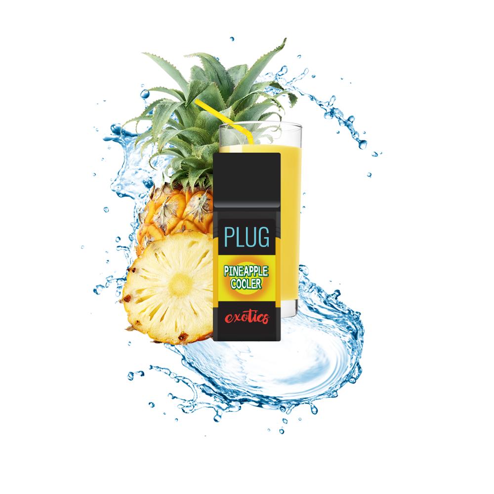PlugPlay Exotics - Pineapple Cooler 1000mg