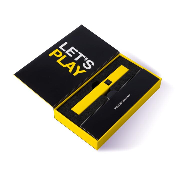PlugPlay Battery Kit - Yellow