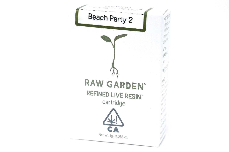 Raw Garden - Beach Party 2 1000mg