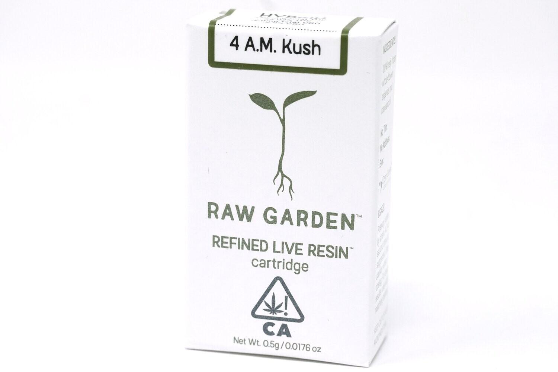 Raw Garden - 4 AM Kush 500mg