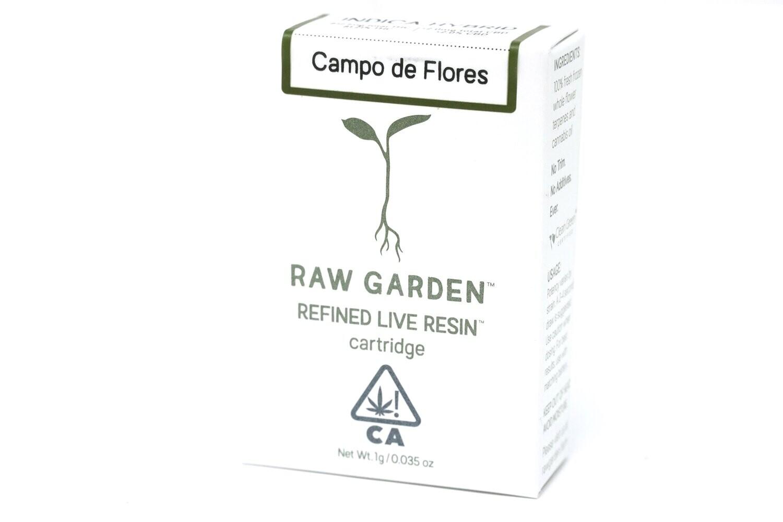 Raw Garden - Campo De Flores 1000mg