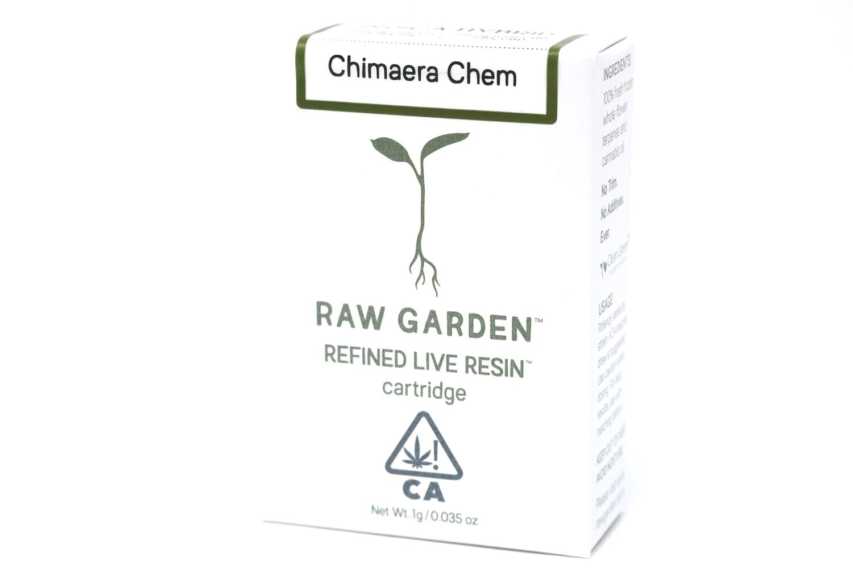 Raw Garden - Chimaera Chem 1000mg