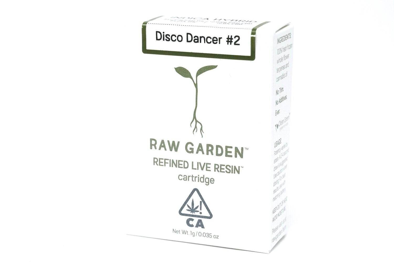 Raw Garden - Disco Dancer #2 1000mg