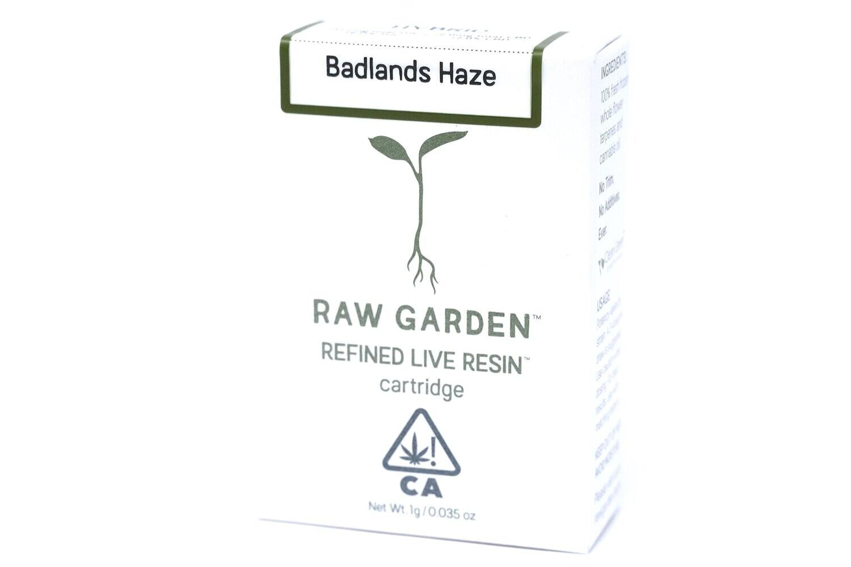 Raw Garden - Badlands Haze 1000mg