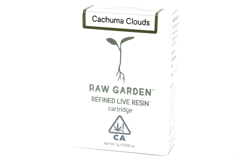 Raw Garden - Cachuma Clouds 1000mg