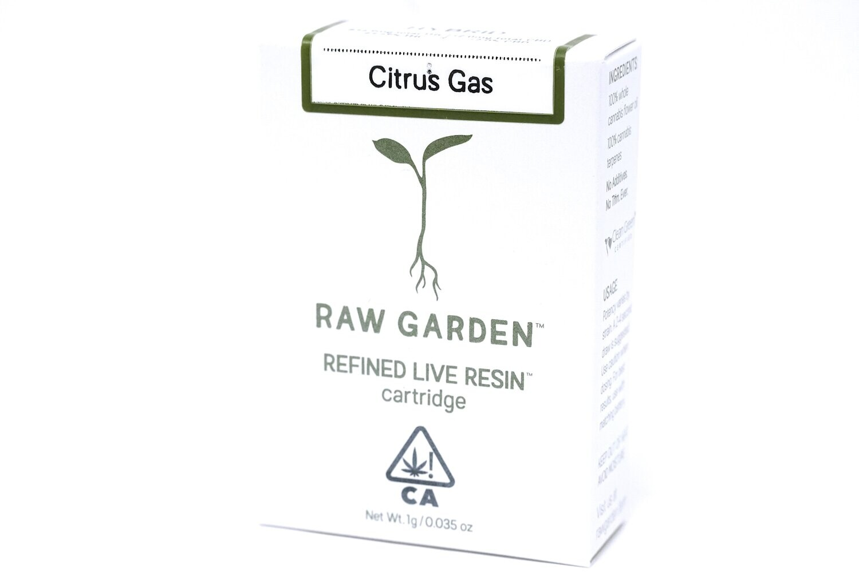 Raw Garden - Citrus Gas 1000mg
