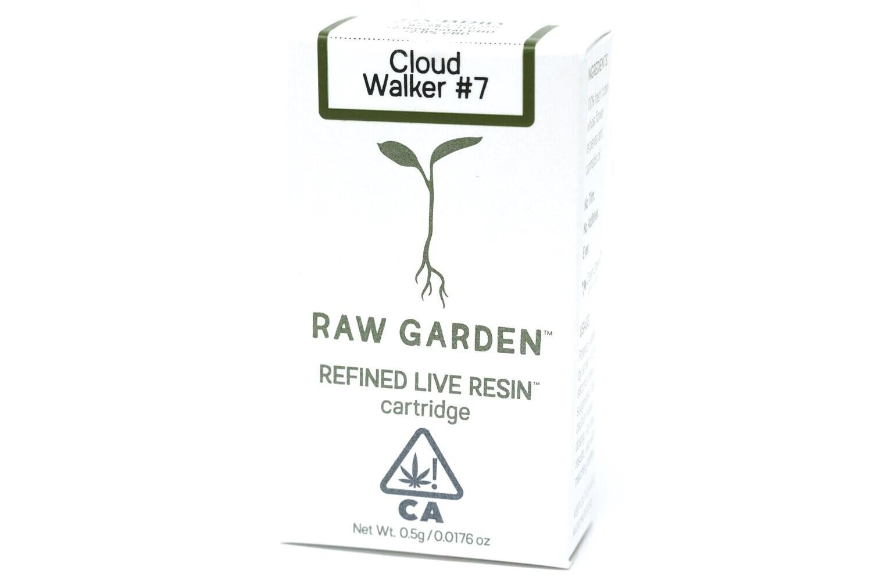 Raw Garden - Cloud Walker #7 500mg