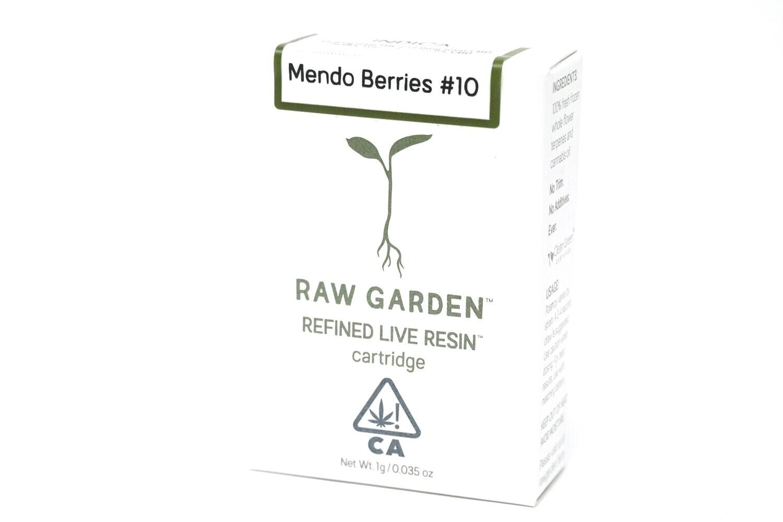 Raw Garden - Mendo Berries #10 1000mg
