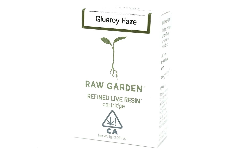 Raw Garden - Glueroy Haze 1000mg