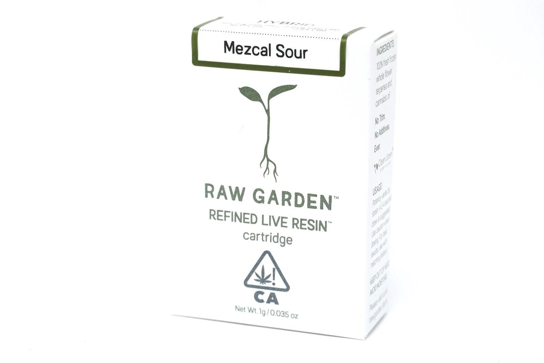 Raw Garden - Mezcal Sour 1000mg