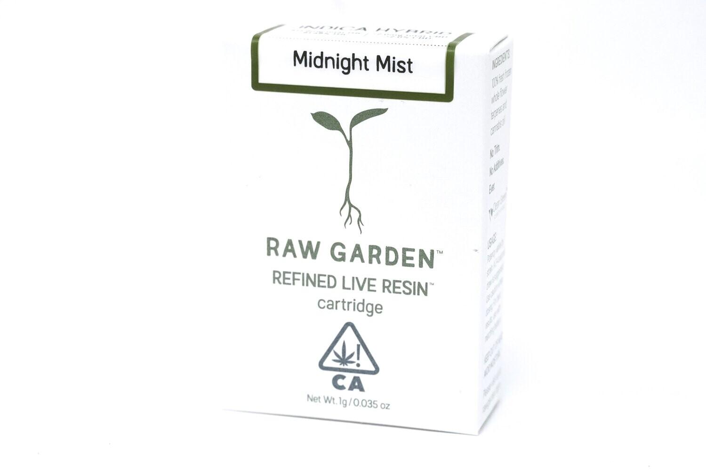 Raw Garden - Midnight Mist 1000mg