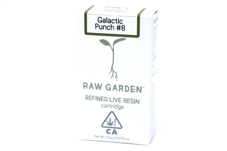 Raw Garden - Galactic Punch #8 500mg