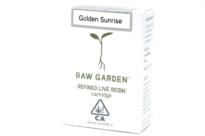 Raw Garden - Golden Sunrise 1:2 CBD/THC 1000mg