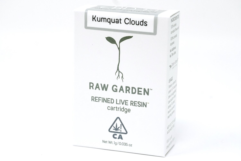 Raw Garden - Kumquat Clouds 1:1 CBD/THC 1000mg
