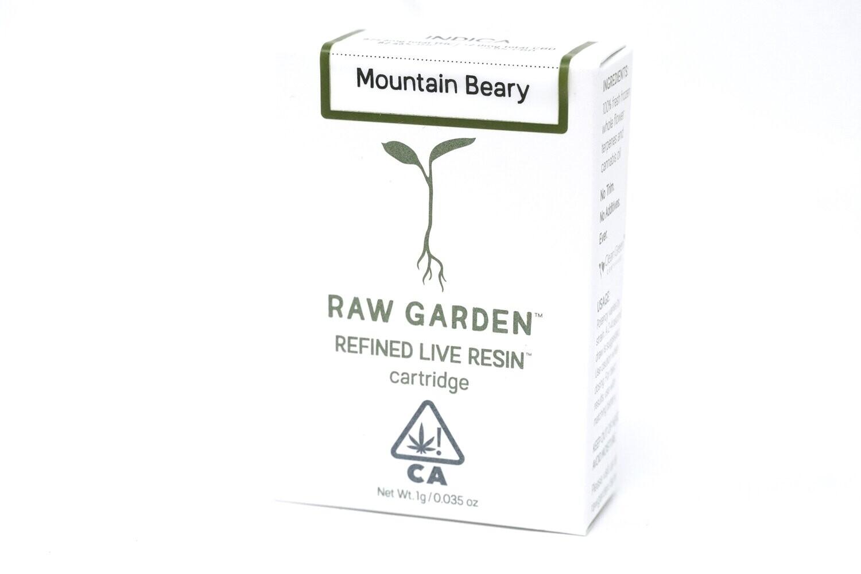 Raw Garden - Mountain Beary 1000mg