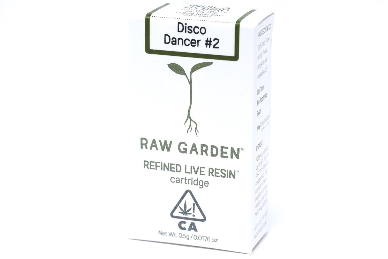 Raw Garden - Disco Dancer #2 500mg