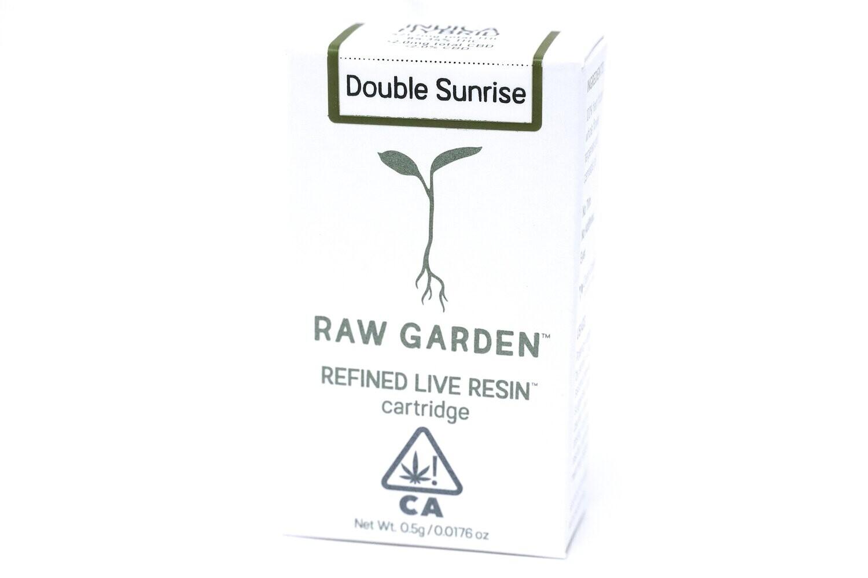 Raw Garden - Double Sunrise 500mg